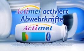 Danone Actimel – TV Spot mit Hendrik Hey