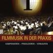 """Buchveröffentlichung """"Filmmusik in der Praxis"""" im PPV Verlag"""