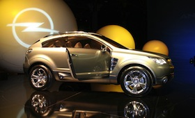 GM Premiere Night – IAA 2005