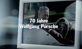 70 Jahre Wolfgang Porsche