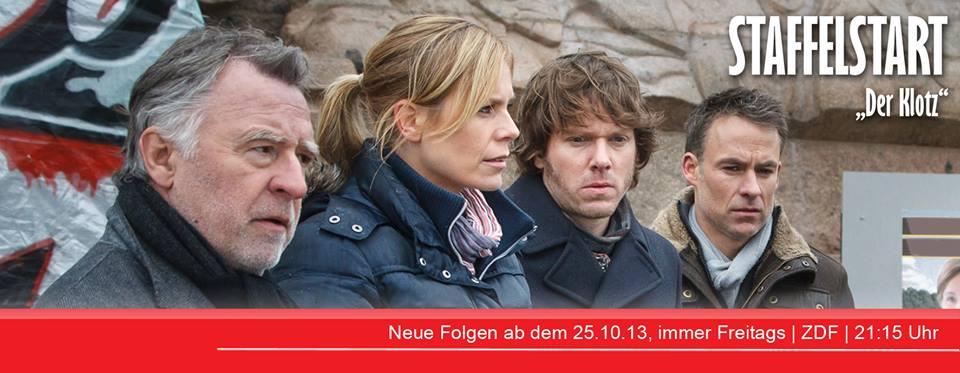 SOKO Leipzig geht am 25.10.2013 in die neue Staffel