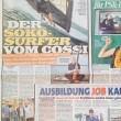 In den Medien: Bild-Zeitung und Radio Mephisto