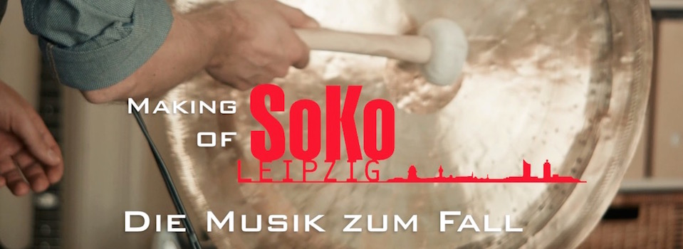 Making Of SOKO Leipzig: Die Musik